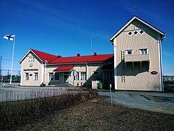 Kemin rautatieasema – Wikipedia