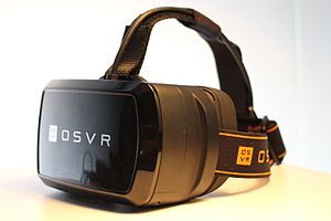 Open Source Virtual Reality - Image: Razer OSVR Open Source Virtual Reality for Gaming (16863428525)
