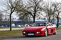 Red Ferrari 348 in Nancy 2013.jpg