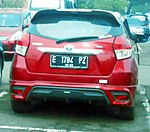 Red Toyota Yaris (XP150), SHIA.jpg