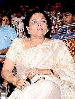 Reema Lagoo Indian actress