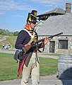 Reenactor demonstrating firearm (1) (22134899010).jpg