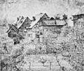 Refugie, reproductie van tekening in bezit van gemeente archief - Maastricht - 20148127 - RCE.jpg