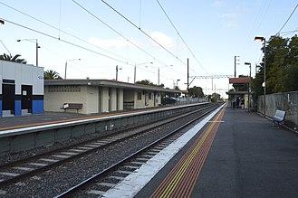 Reservoir, Victoria - Regent railway station in Reservoir