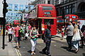 Regent Street Bus Cavalcade (14316774697).jpg