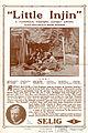 Release flier for LITTLE INJIN, 1911.jpg