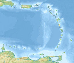 Mount Scenery is located in Lesser Antilles