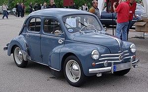 Renault - Renault 4CV