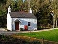 Restored lock keeper's cottage near Shaw's Bridge - geograph.org.uk - 1136689.jpg