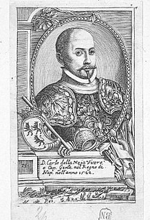 Charles de Lannoy, 1st Prince of Sulmona Viceroy of Naples