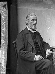 Revd Dr John Thomas, Liverpool (1821-92) (1882)