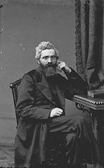 Revd John Roberts (Ieuan Gwyllt, 1822-77)