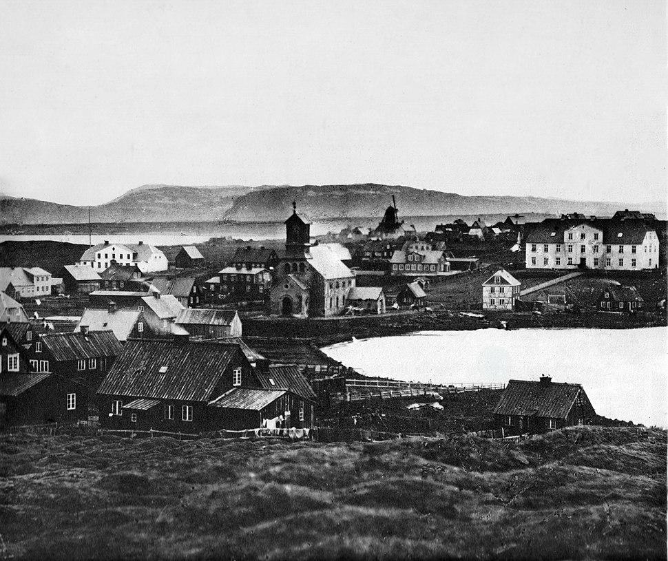 Reykjavik 1860s
