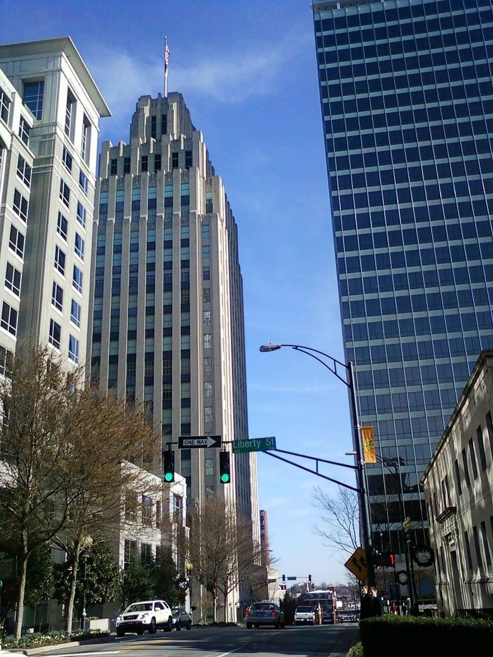Reynolds Building street view