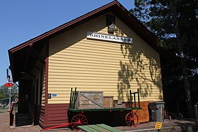 Rhinelander Train Station at Pioneer Park.jpg