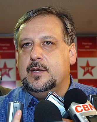 2008 Brazilian municipal elections - Image: Ricardo Berzoini