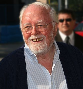 Richard Attenborough - Attenborough at the 2007 Toronto International Film Festival