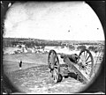 Richmond, Va. View of city from Belle Isle; gun in foreground LOC cwpb.01265.jpg