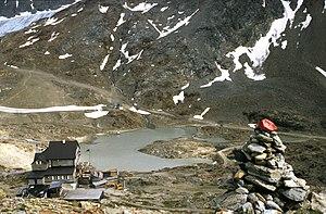 Hochjoch - Schöne-Aussicht-Hütte (Rifugio Bellavista)
