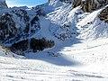 Rifugio Edelweiss, Colfosco - View from Col Pradat - panoramio.jpg