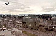 Rinas Airfield Hawk AH-64 Task force 1999