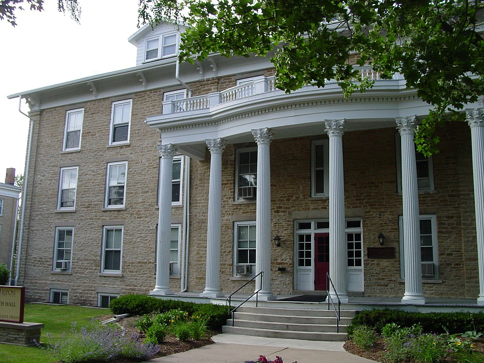 Ripon College Smith Hall