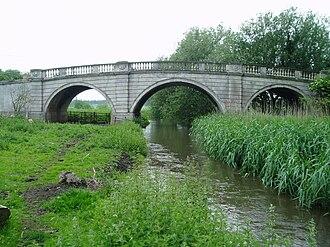 John Carr (architect) - Blyth Bridge, Nottinghamshire