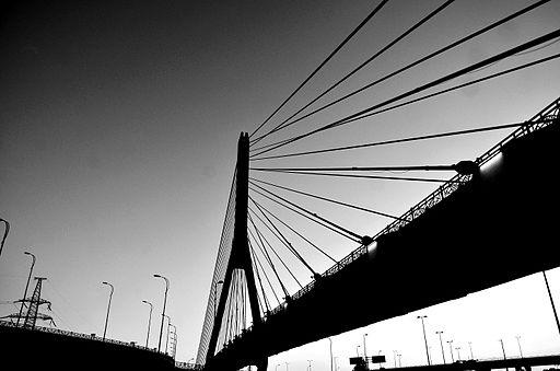 Road infrastructure in Baku city