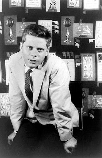 Robert Morse - Photo by Carl Van Vechten, 1958