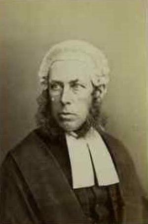 Robert Collier, 1st Baron Monkswell - Image: Robert Porrett Collier 2