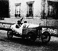 Robert Sénéchal, sur cyclecar Sénéchal 0.75L. vainqueur de catégorie au Meeting de Montargis en juillet 1923.jpg