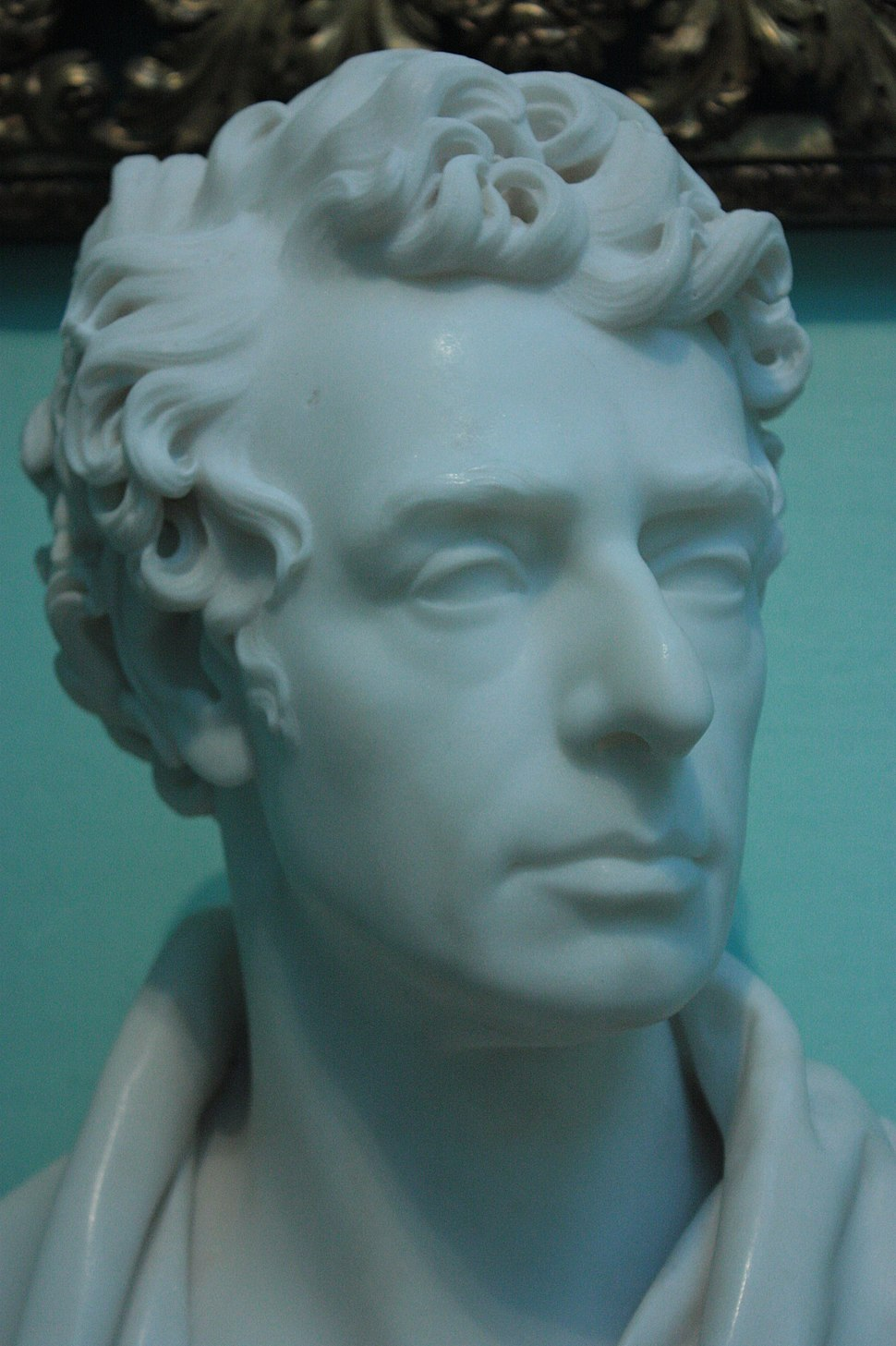 Robert Southey by Sir Francis Chantrey, 1832, National Portrait Gallery, London
