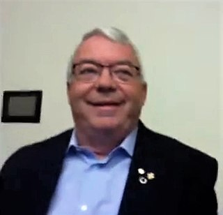 Robert Steadward Canadian sports administrator