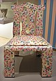 Robert venturi per knoll international, sedia chippendale con motivo grandmother, 1978-84.jpg