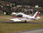 Robin DR-400-180 n°1689 (F-GEIH) - Aérodrome de Chambéry-Challes-les-Eaux, 2017 (1).jpg