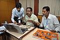 Robot Building Session - Workshop on Organising Indian and World Robot Olympiad - NCSM - Kolkata 2016-03-07 2263.JPG