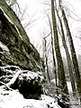 Rock Formation near Hemlock Falls - panoramio.jpg