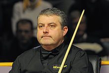 Rod Lawler at Snooker German Masters (Martin Rulsch) 2014-02-01 07.jpg