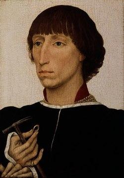 Retrato de Francesco d'Este, 1450, 29,8 × 20,3 cm, Metropolitan Museum of Art, Nova York