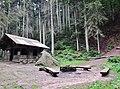 Rolf-Hamman Hütte, Zum ehrenvollen Gedenken an Rolf-Hamman, 1931 -2012, Vorsitzender und Ehrenvorsitzender des Schwarzwaldvereins Ortsgruppe Bad Liebenzell - panoramio.jpg