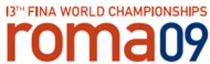 2009 World Aquatics Championships - Image: Roma 09