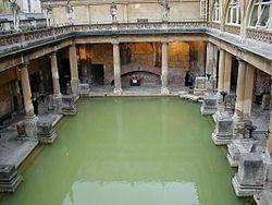 badhus i gamla rom