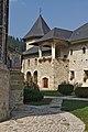 Romania Sucevița Monastery Yard2.jpg