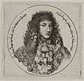 Rond portret van koning Lodewijk XIV. NL-HlmNHA 53009037.JPG