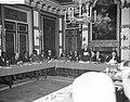 Rondetafelconferentie in de Treveszaal Overzicht van de zitting, Bestanddeelnr 912-5310.jpg