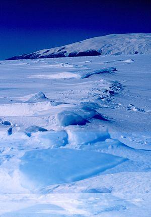 Ross Island - Image: Ross Island 1999