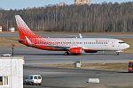 Rossiya, VQ-BVV, Boeing 737-8LJ (33694950881).jpg