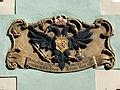 Rothenburg Schwarzer Adler Hauszeichen 1784.jpg