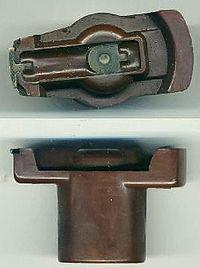 Bakelite distributor rotor