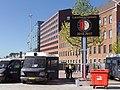 Rotterdam de Binnenrotte, lichtbak Feyenoord is landskampioen met voertuigen van de mobiele eenheid IMG 6831 2017-05-14 16.53.jpg